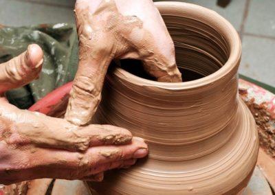 Clay & Pottery
