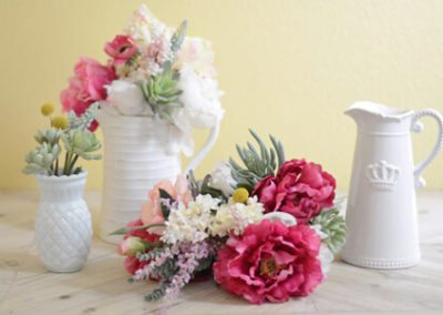 Creative Silk Flowers