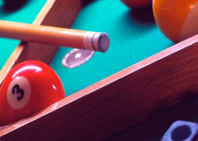 Billiards – Men's