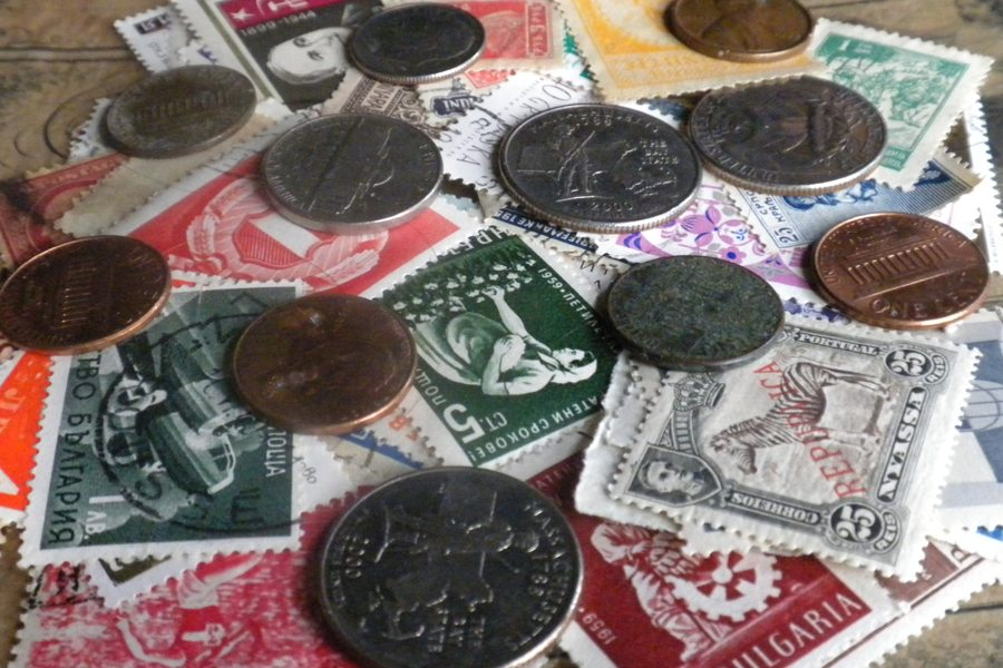 Coin & Stamp