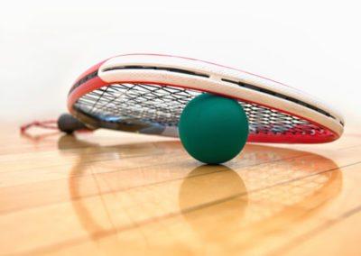 Racquetball/Handball/Whisperball